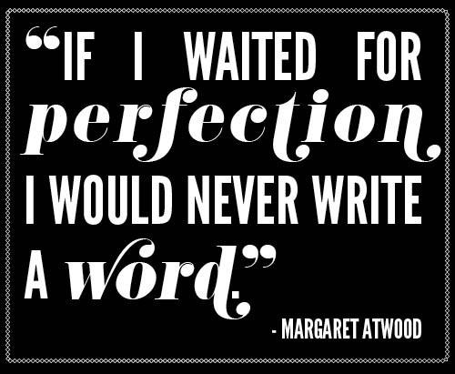 Savvy advice from Margaret Atwood