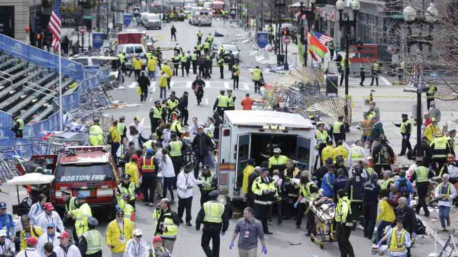 Boston Tragedy